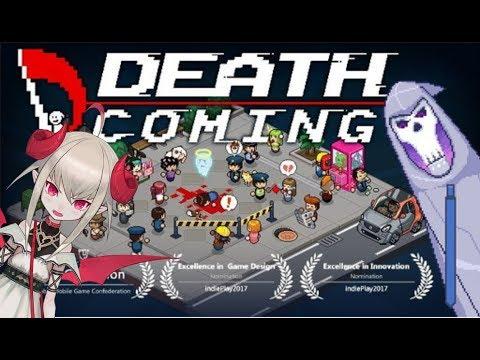 【Death Coming】📛魔界ノりりむとあそぼう🍼♯2【にじさんじゲーマーズ】