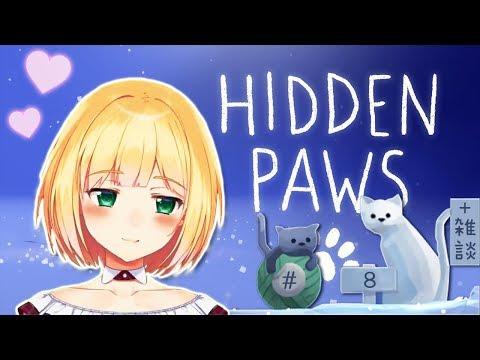 【LIVE】Hidden Pawsをしながら雑談8【鈴谷アキ】