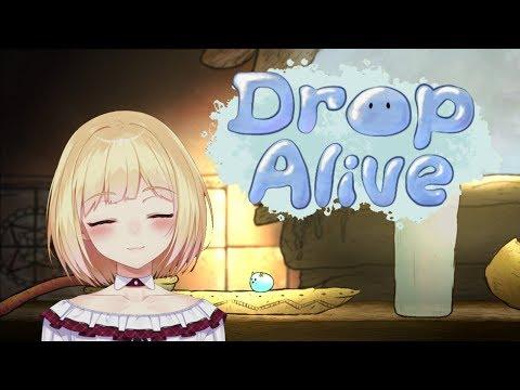 【LIVE】Drop Aliveをしながら雑談2【鈴谷アキ】