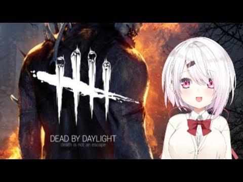 【DbD}今日もDead by Daylight。【にじさんじゲーマーズ/椎名唯華】