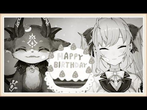 【でびリオン】でびちゃんが誕生日を祝ってくれるそう