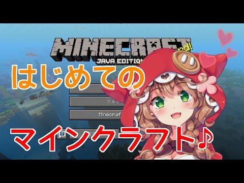 はじめてのマインクラフト!!【童田明治】