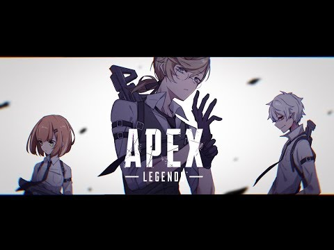 今日も始まります。半ガチクラン|Apex Legends