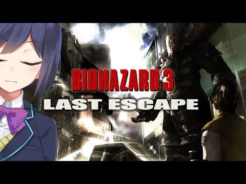 02:?BIOHAZARD3 LAST ESCAPE【Resident Evil3 /20190224】 #しずりん生放送