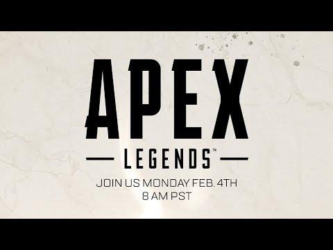 話題の新作遊びます! Apex Legends