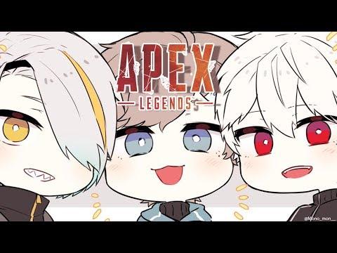 葛葉とメイカさんとちゃんぽん食べるぞい|ApexLegends