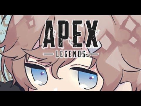 森中さんと本間さんとChampion! Apex Legends