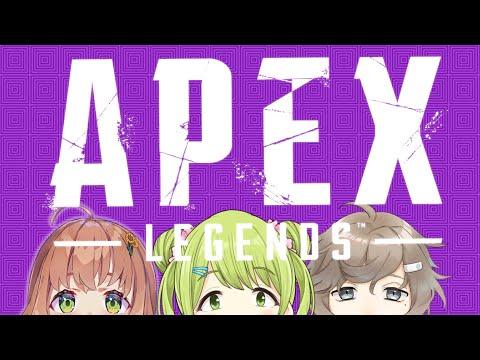【APEX LEGENDS】緊急コラポ【本間ひまわり/にじさんじ】