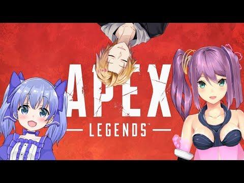 【ApexLegends】プリンセス達と糸目【にじさんじ】