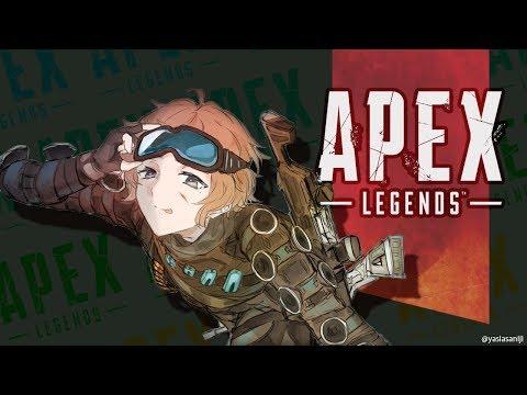 あーぺっくす 昼の部  with 神田くん ひまちゃん|Apex Legends【にじさんじ/叶】