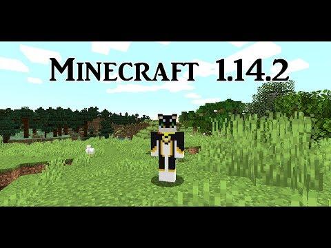 【Minecraft】1.14の世界を探検!【黒井しば】