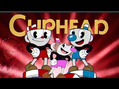 【Cuphead (カップヘッド)】集まれっ!!みんな大好きカップヘッド♡ 【鈴原るる/にじさんじ】