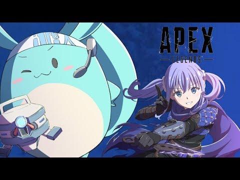 【APEX】すももんししょー!ちゃんぽんたくさん食べたい!【かまぼこがんばります!】