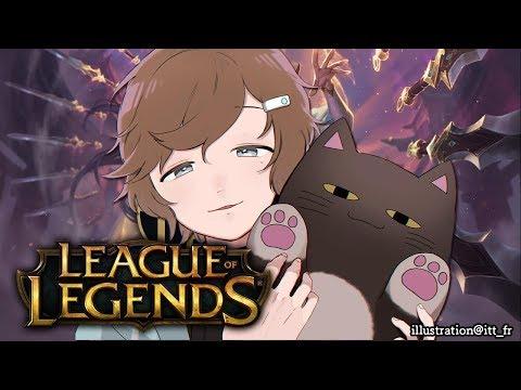 ゴールドなったのでLOL|League of Legends【にじさんじ/叶】