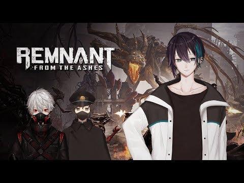 【Remnantコラボ】俺とクロノワとレムナンと【黛 灰 / にじさんじ】