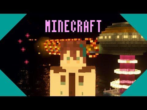 【Minecraftにじ鯖】コラボ振り返りマイクラ。建設とかサムネ撮影とか。【黛 灰 / にじさんじ】