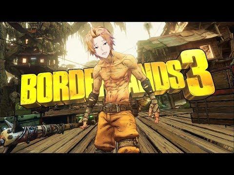 【Borderlands3】このデジクローンが僕の親友さッ!【ボーダーランズ3/にじさんじ】