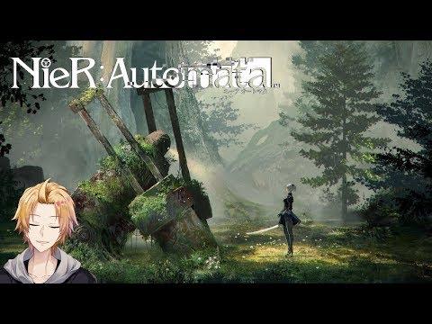 【Nier:Automata】1人のために、全てを滅ぼせ。 #3【ニーア:オートマタ/にじさんじ】