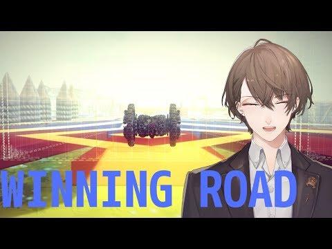 【Besiege】P1グランプリに挑戦する男【にじさんじ/加賀美ハヤト】