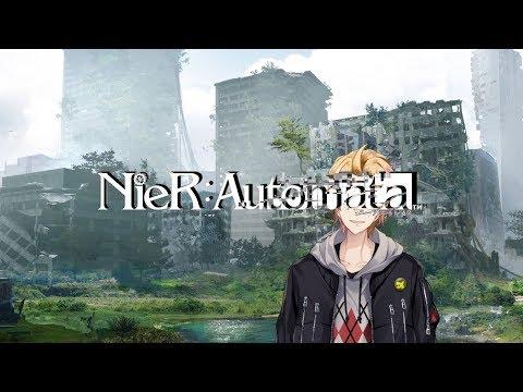 【NieR:Automata】それは、最悪の物語 #9【神田笑一/にじさんじ】