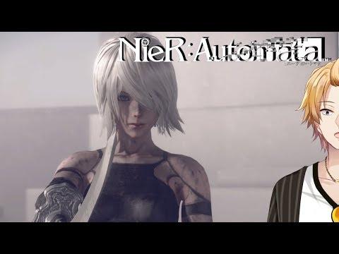 【NieR:Automata】希望の最期は死にあらず。 #10【神田笑一/にじさんじ】