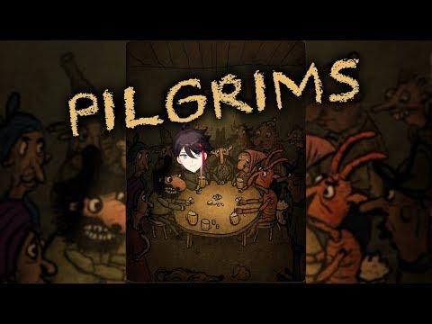言葉が無くても、通じ合う。【Pilgrimsというゲームをやります】