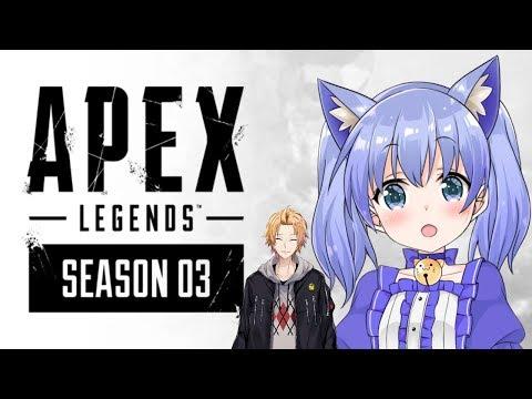 【APEX】シーズン3きちゃあああああああ!!!【笑ちゃんと】