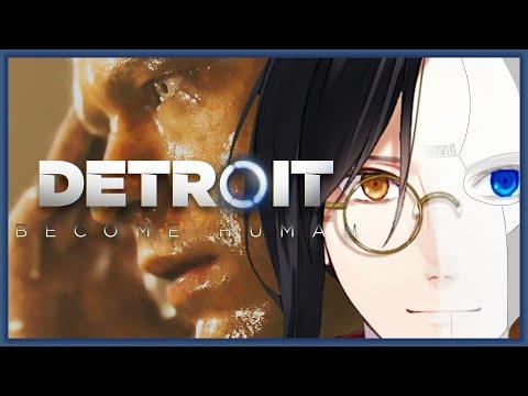 【Detroit: Become Human】3人の運命は動き出した。#2