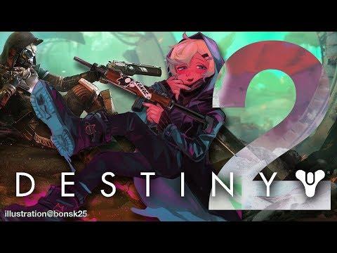 深夜のデスティニー!クラン作ります。|Destiny 2【にじさんじ/叶】