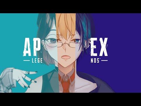 【ApexLegends】深夜戦場【にじさんじ】
