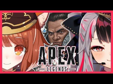 【APEX 】APEXだよ! ぷぅーちゃんは14時ごろから【夜見れな/にじさんじ】