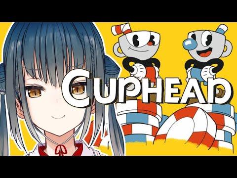 【CUPHEAD】夢の国いきた~【にじさんじ/山神カルタ】