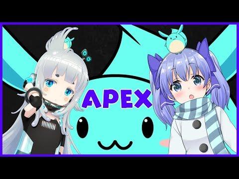 【APEX】すもゆげちーでちゃんぽん食べまくるぞ☆【にじさんじ/勇気ちひろ】