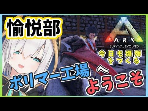 #19【Ark: Survival Evolved】ロケラン弾、C4売ります【アルス・アルマル/にじさんじ】