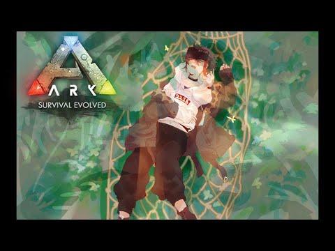 【ARK】同じマップで戦争が起こるなんて到底思えないほど平和すぎるおひるARK【三枝明那 / にじさんじ】