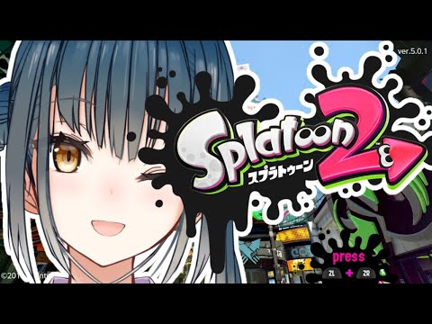 【Splatoon2】暴れイカ【にじさんじ/山神カルタ】