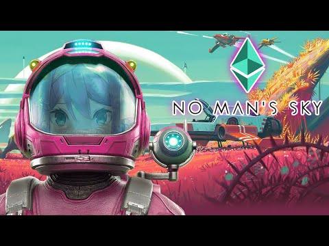 【No Man's Sky】おつかい→宇宙探検続き🌸✨#4【にじさんじ/桜凛月】