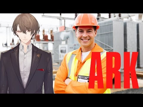 【ARK: Survival Evolved】 加 賀 美 電 機 【にじさんじ/加賀美ハヤト】