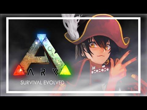【ARK】ドンッ‼(海賊)【ましろ/にじさんじ】