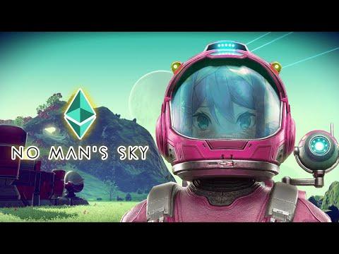 【No Man's Sky】無限の彼方へ さぁいくぞー🌸✨#6【にじさんじ/桜凛月】