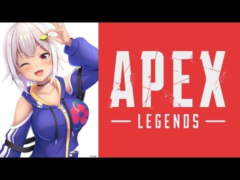 【Apex Legends】ゴールドになりたい新人へっぽこレジェンズ五日目【APEX】【葉山舞鈴/にじさんじ】