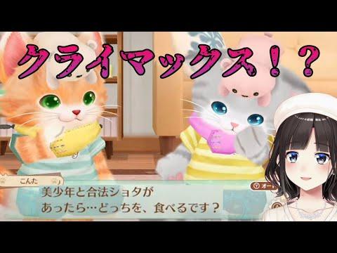 【ネコ・トモ #18】クライマックス!?愛しの猫たちをBL調教【鈴鹿詩子/にじさんじ】