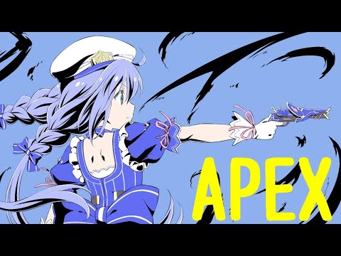 【APEX】ゆげぽよとういちゃんと遊ぶ!22:00~ソロでランク【勇気ちひろ】
