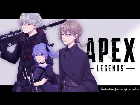 APEX|葛葉と勇気さんと!(勇気さん途中参加)【にじさんじ/叶】