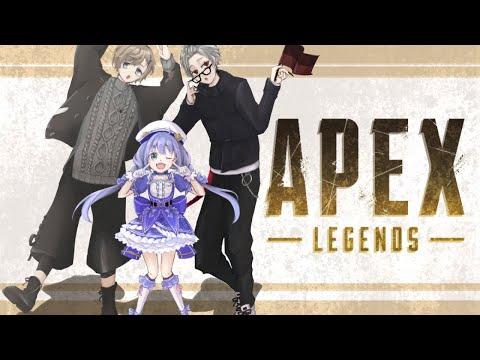 【APEX】ノワちーAPEXランクダイヤ【にじさんじ/勇気ちひろ】