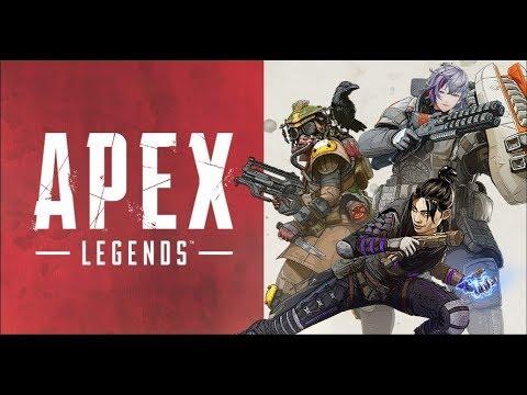 【APEX】チャンピオン取るまで終われまテン【にじさんじ】