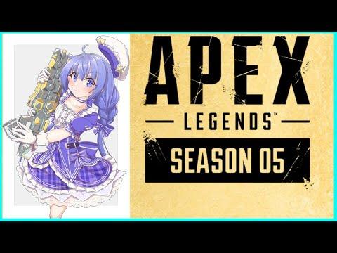 【APEX】楽しく強くなるために練習するる【にじさんじ/勇気ちひろ】