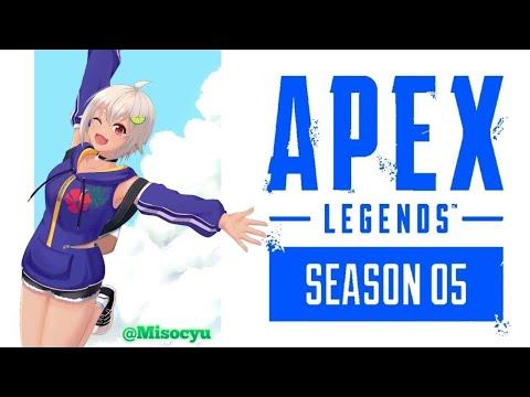 【Apex Legends】へっぽこゴールド2年生【APEX】【葉山舞鈴/にじさんじ】