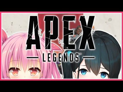 【APEX】ゲームはじめて1時間弱ですが見守っててほしい【姫熊りぼん/小野町春香/#はるりぼん】