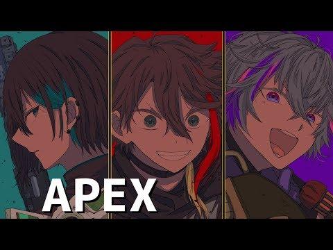 【APEX】メッシャーズ、参る【にじさんじ】